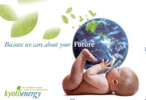 Partenaire d'Aquacorp : Kyotoenergy